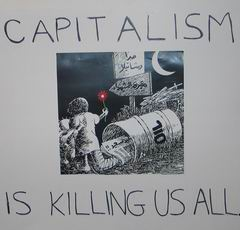 Miriam Garfinkle: Capitalism is Killing Us All