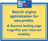 Search engine optimization for non-profits