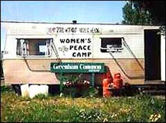 Women's peace camp