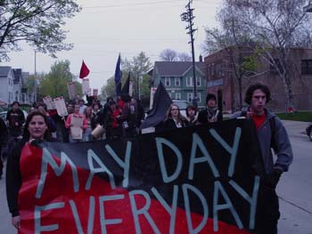 May Day, Everyday