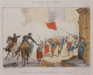 Paris Commune 1971