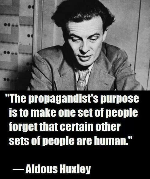 Huxley: Propaganda