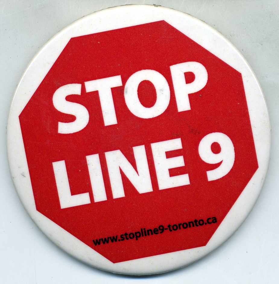 Stop Line 9