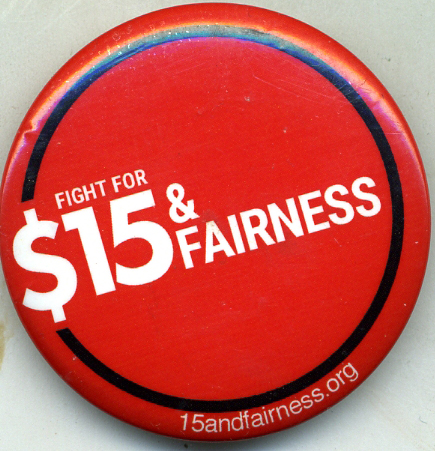 $15 and Fairness - Minimum Wage