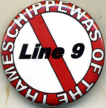 Chippewas of the Thames - No Line 9