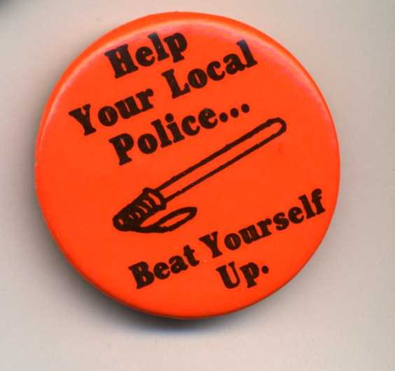 Support the police