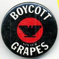 Boycott non-union grapes