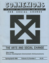 Connexions Arts and Social Change