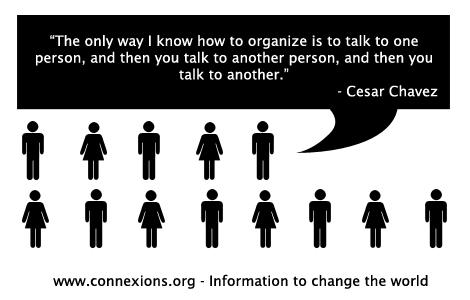 Chavez: Organizing