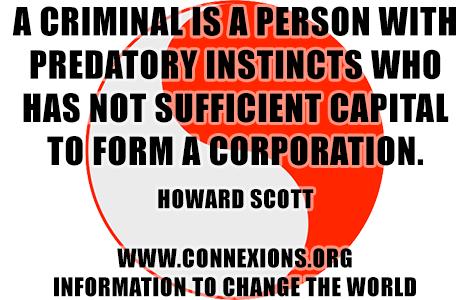 Scott: criminal