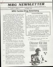 Medical Reform Newsletter September 1985