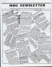 Medical Reform Newsletter June-July 1986