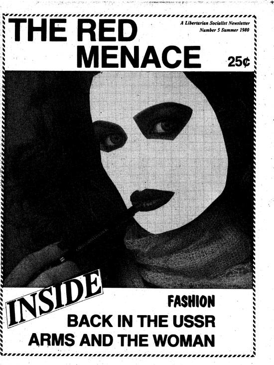 Red Menace #5