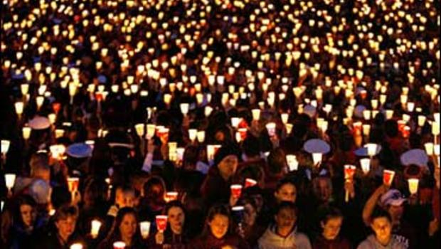 Candelight protest Korea